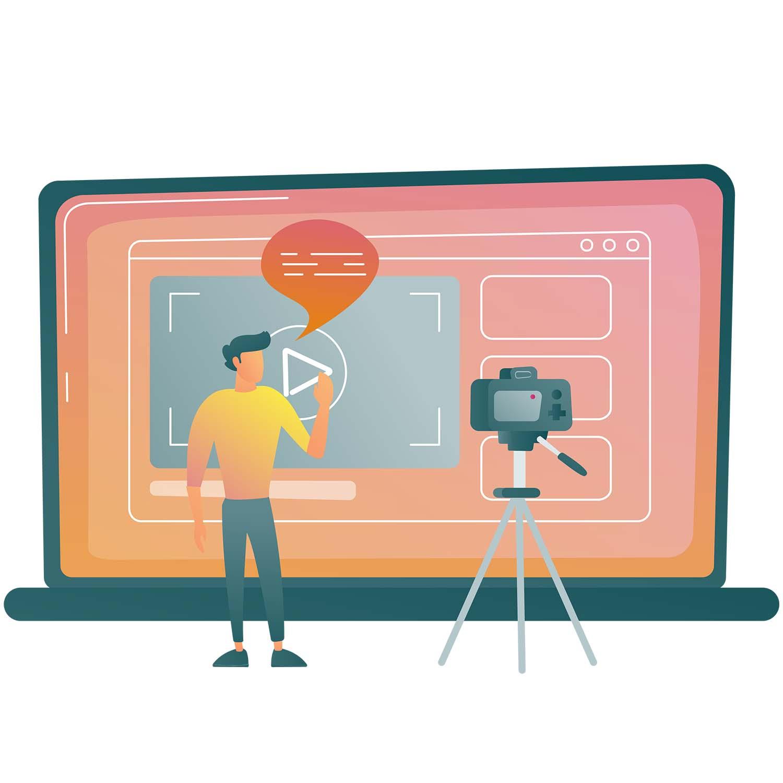 ساخت ویدئو تبلیغاتی