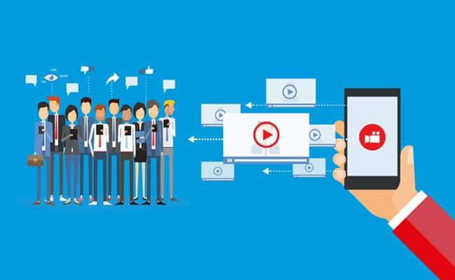 بازاریابی ویدیویی و تصویری