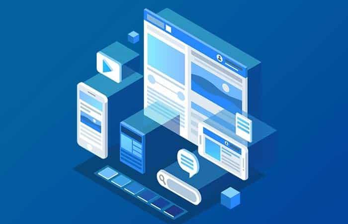 طراحی رابط کاربری وب سایت